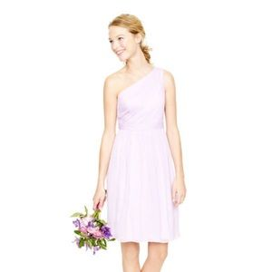 J. Crew lavender bridesmaid/prom dress sz 4 petite